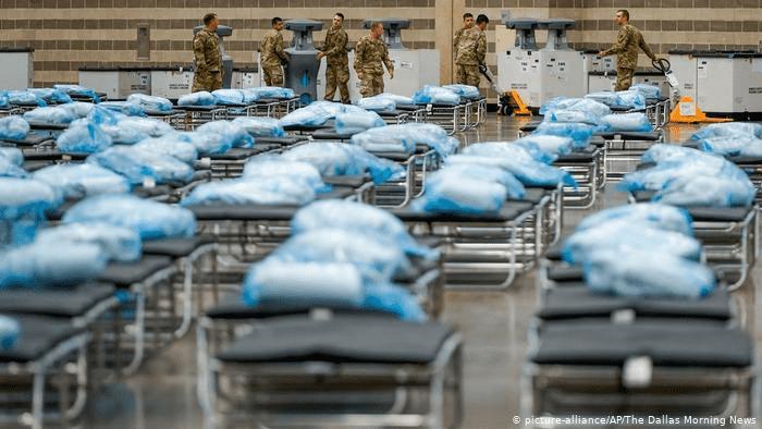 بريطانيا: أعلى معدل وفيات جراء كورونا بالعالم
