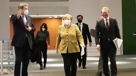 ألمانيا تتجه لتمديد وتشديد الإغلاق