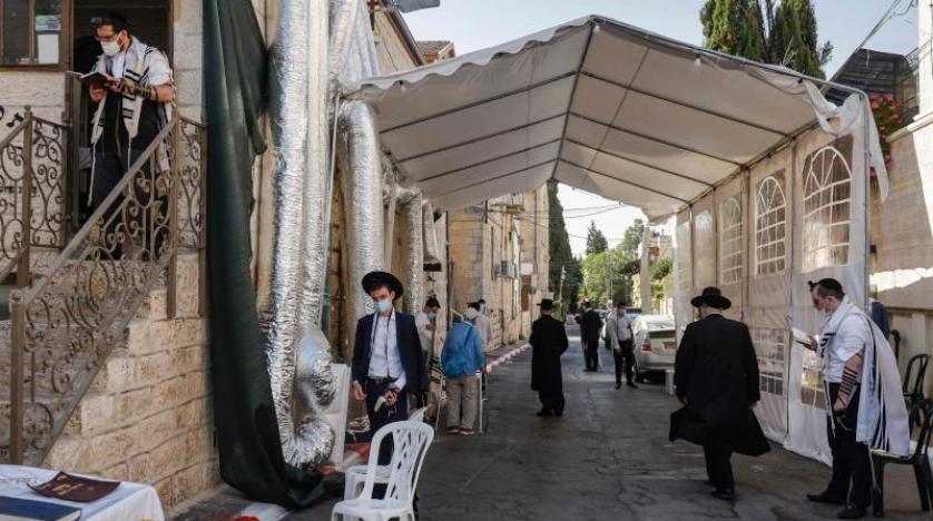 إسرائيل تمدد الإغلاق 10 أيام