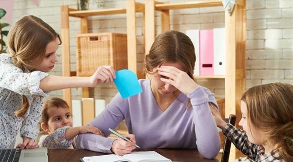الانجاب المتكرر يعرضّكِ للإصابة باضطرابات النوم