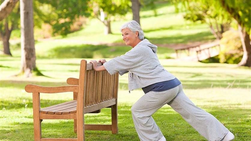 تمارين التمدد أكثر فعالية من المشي لخفض ارتفاع ضغط الدم