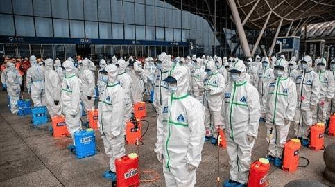 تحذيرات من وباء صيني قادم