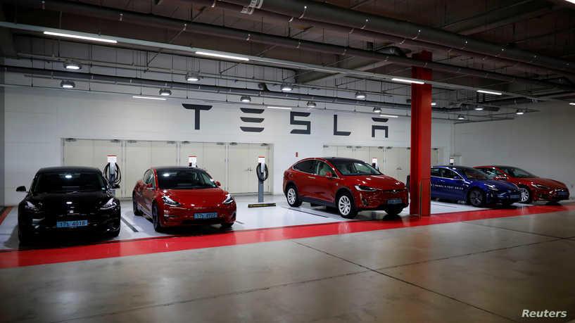انتعاش مبيعات السيارات الكهربائية بالعالم خلال 2020