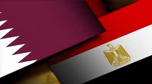 استئناف العلاقات الدبلوماسية المصرية القطرية