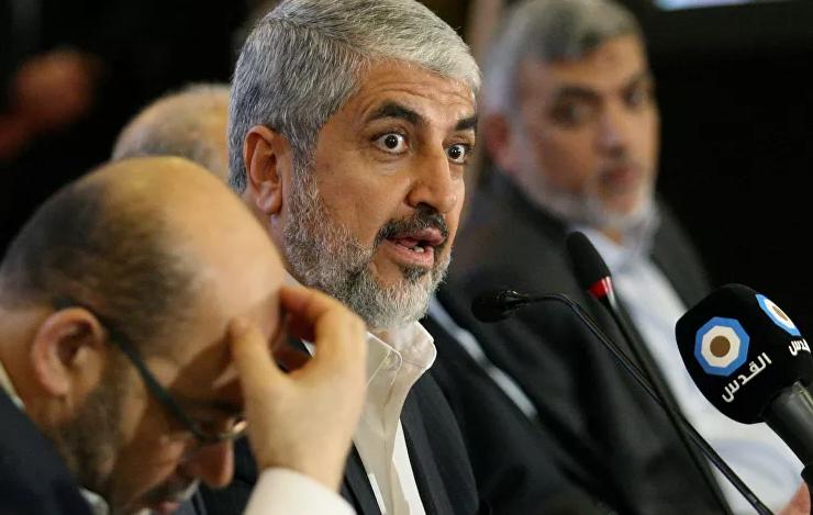 ليبرمان: نتنياهو مستعد لتعيين خالد مشعل وزيرا