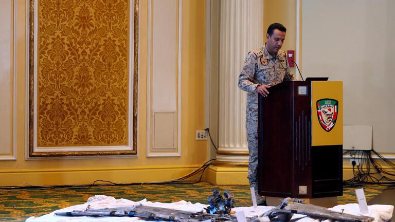 التحالف العربي يدمر زورق مفخخ وطائرة مسيرة