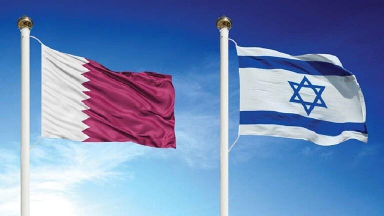 محادثات غير علنية بين وزيري خارجية قطر وإسرائيل
