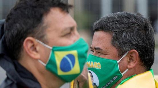 ألمانيا تسجل أول إصابة بسلالة كورونا البرازيلية