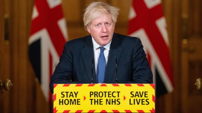 جونسون: سلالة كورونا البريطانية أكثر فتكا