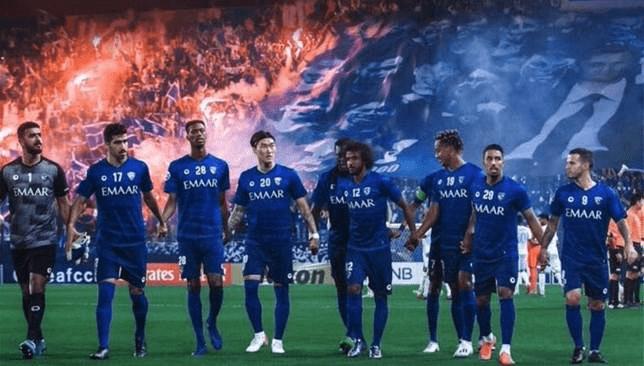 الهلال يحرم من دوري أبطال آسيا