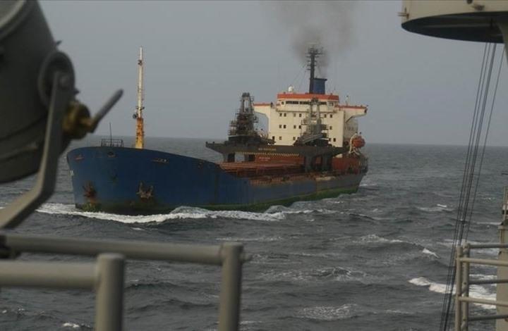 اختطاف سفينة تركية قبالة سواحل نيجيريا