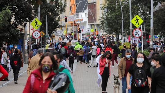 إصابات كورونا تتجاوز المليونين بكولومبيا