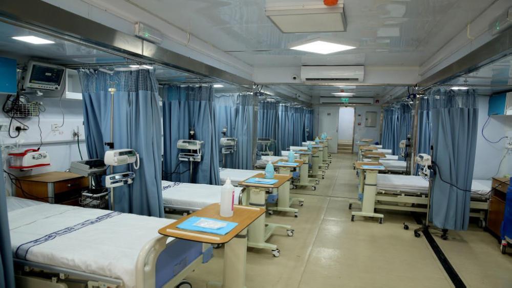 56 سريرا للعناية المركزة بمستشفى العقبة الميداني