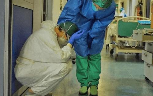الأطباء الاردنيين الذين قضوا بكورونا - أسماء