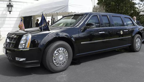 7 معلومات عن سيارة الرئيس الأميركي بايدن