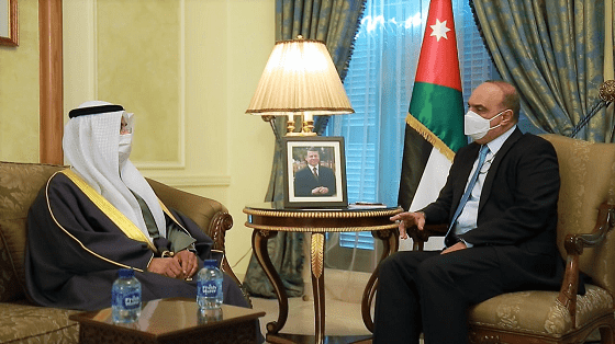 الخصاونة يثمن دعم دول الخليج للأردن