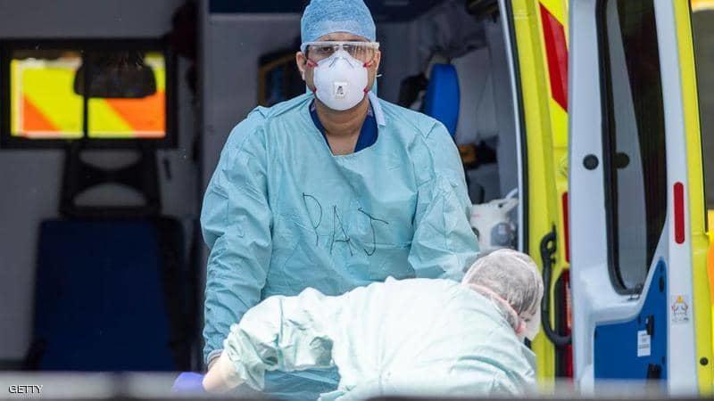 بريطانيا تتجاوز 100 ألف وفاة بكورونا