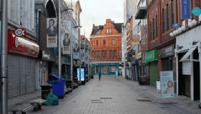كورونا يغلق ايرلندا حتى 5 مارس