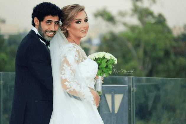 سيدرا الأتاسي تكشف تفاصيل انفصالها عن محمد حداقي