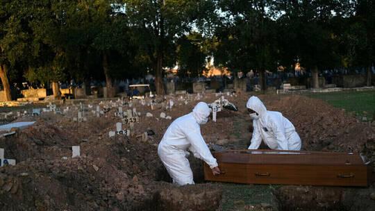 ارتفاع كبير بإصابات ووفيات كورونا بالبرازيل