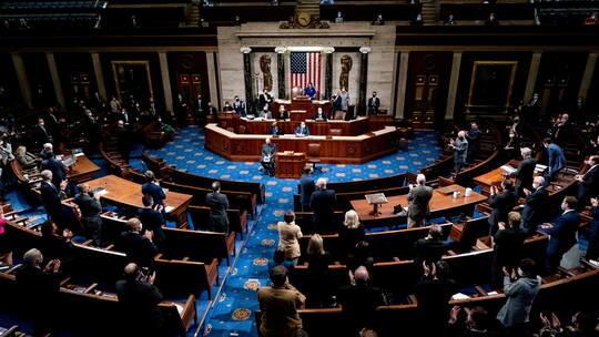 مجلس الشيوخ يؤدي القسم للبدء بمحاكمة ترامب