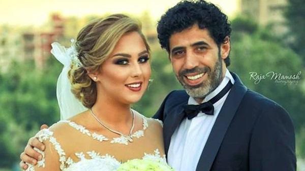 سيدرا الأتاسي: طلاقي من محمد حداقي تم بالتراضي