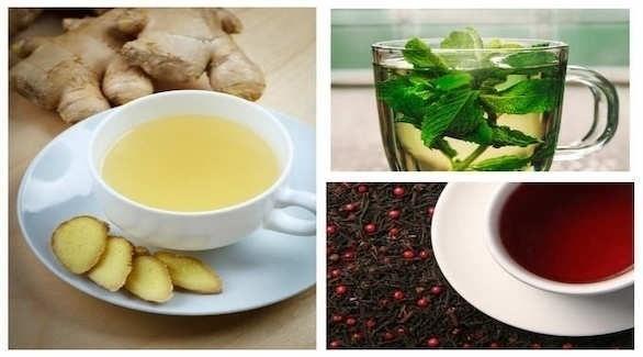 4 مشروبات تساعد في التخلص من الصداع المفاجئ