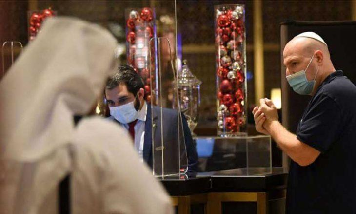 الصحة الإسرائيلة : الإمارات بؤرة خطيرة للكورونا