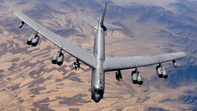 بي-52 أمريكية في أجواء الخليج مجددا