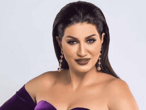 وفاء عامر تفضح متحرش بطريقتها الخاصة
