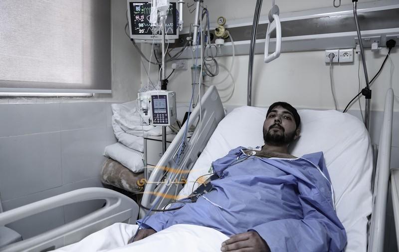 محمد.. رحلة شاب أردني منذ عامين من المعاناة