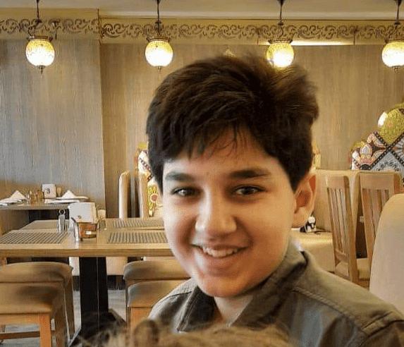 عبدالله المبيضين ..... مبارك عيد ميلادك الـ 14