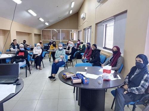 (بناء التحالفات والتشبيك) ورشة عمل في جامعة الزيتونة الأردنية