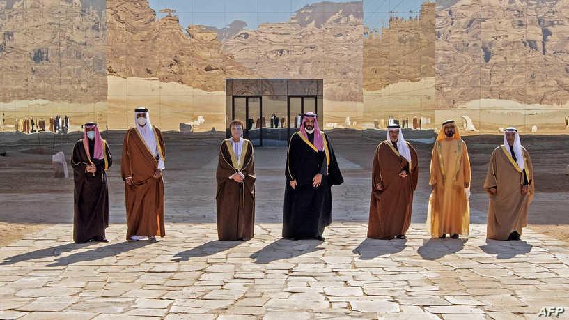 أول لقاء بين قطر والإمارات