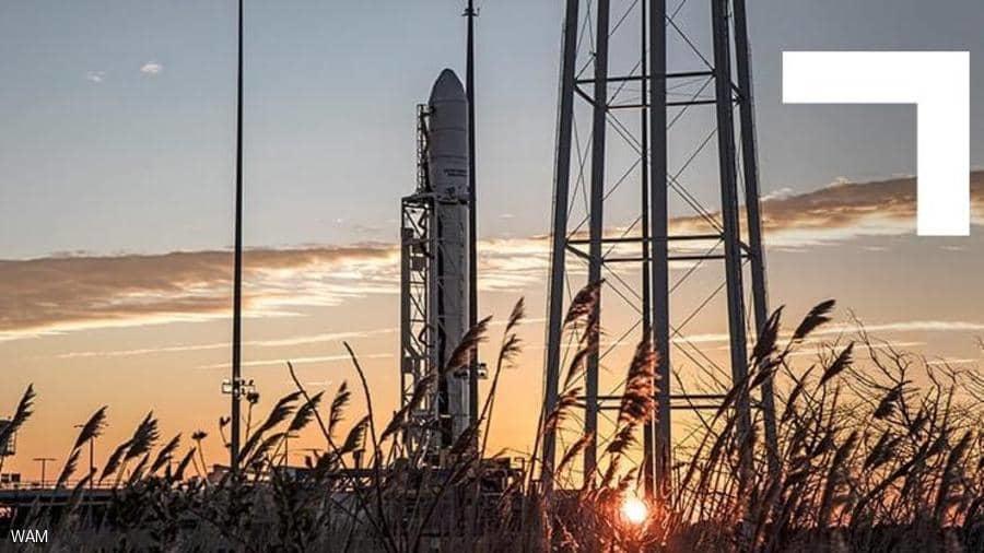 وصول ظبي سات إلى محطة الفضاء الدولية