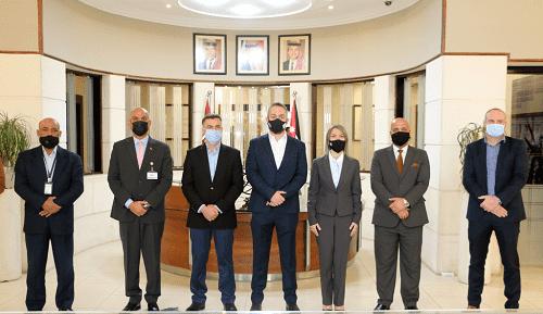 جامعة الشرق الأوسط والأمن العامّ ينظمان ورشة عمل