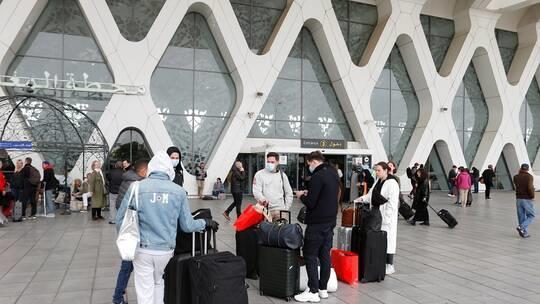 المغرب يعلق الرحلات الجوية مع 9 دول