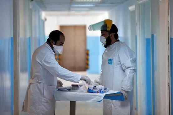 حالات كورونا في مستشفيات الاردن تتجاوز الالف