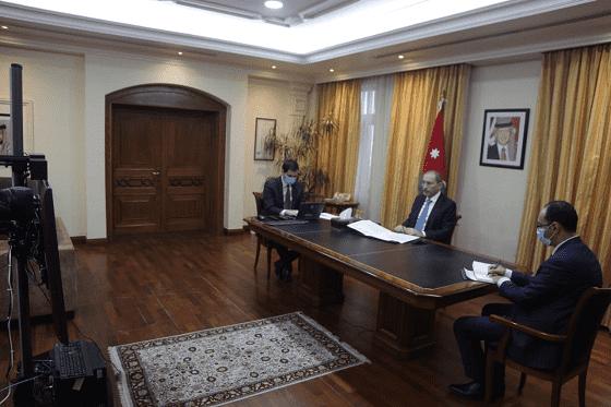 الصفدي: اهمية ايجاد افق سياسي للعودة للمفاوضات