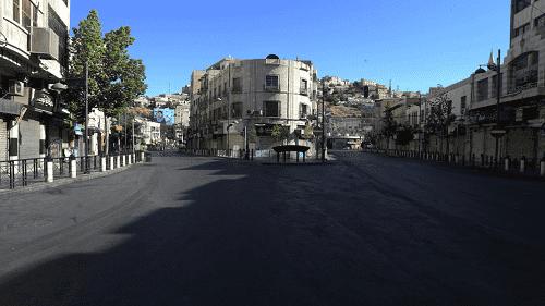 الخرابشة: لجنة الأوبئة لم تبحث عزل عمان