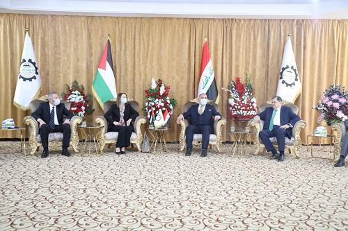 موافقة عراقية لإقامة معرض للصناعات الأردنية