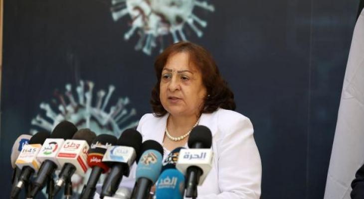 وزير الصحة الفلسطينية: توصيات بالإغلاق الشامل لأسبوعين