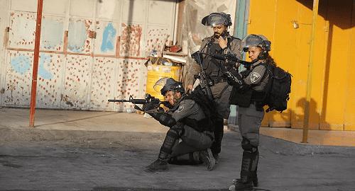 إصابة نائب عربي بالكنيست برصاص الشرطة الإسرائيلية