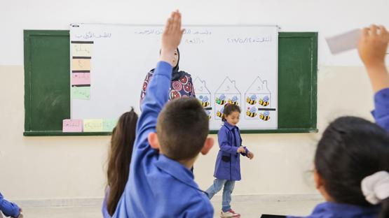 67 % من طلبة عمّان بالمدارس الحكومية
