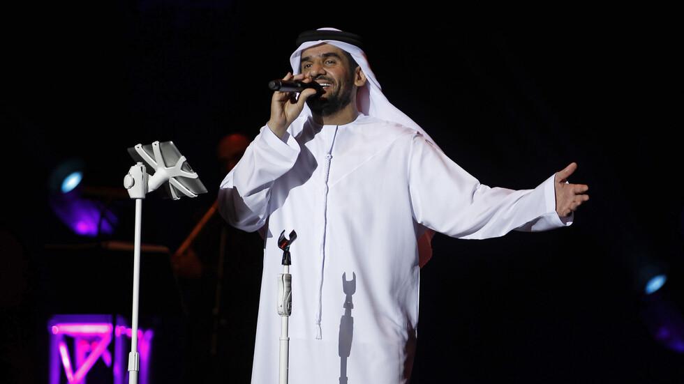 حسين الجسمي يتضامن مع ولي العهد السعودي