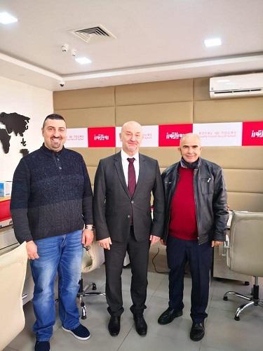 السفير البوسني يبحث فتح خط مباشربين البوسنة والأردن