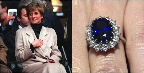 هل كان خاتم خطوبة الأميرة ديانا عاديا؟ - صورة