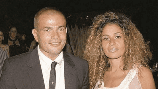 زوجة عمرو دياب السعودية بوصلة رقص