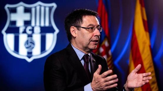 بيان رسمي من برشلونة بعد اعتقال بارتوميو
