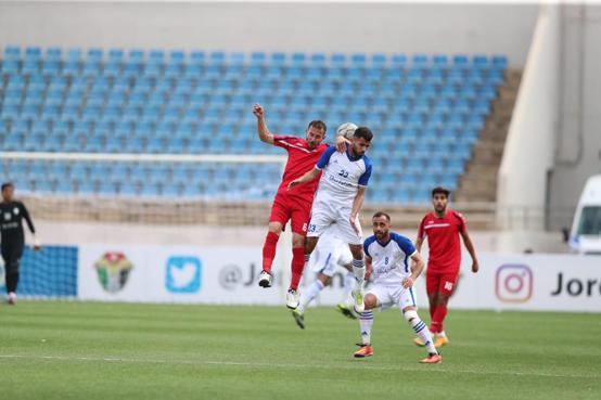 الجليل اول المتأهلين لنصف نهائي الدرع